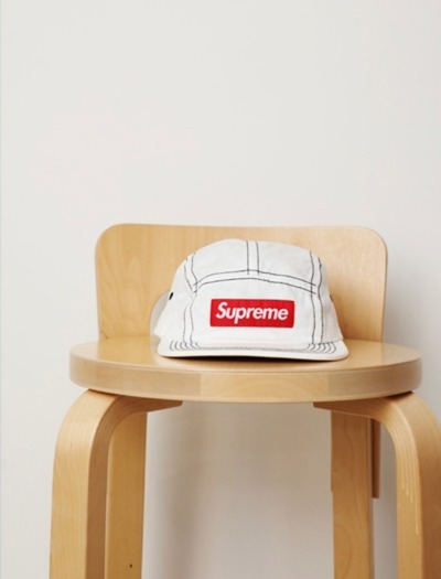SUPREME CAMP CAP