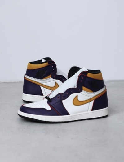 NIKE SB AIR JORDAN1 RETRO HIGH OG DEFIANT LA To CHICAGO