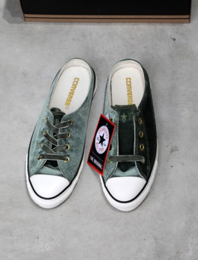 CONVERSE ALL STAR S MULE SLIP OX